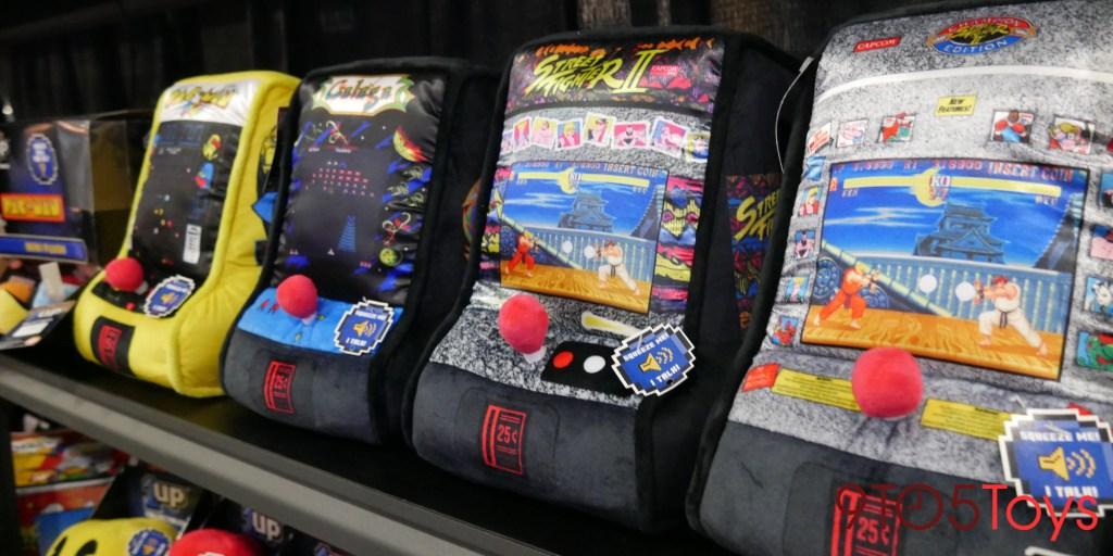 Arcade1Up Plushes