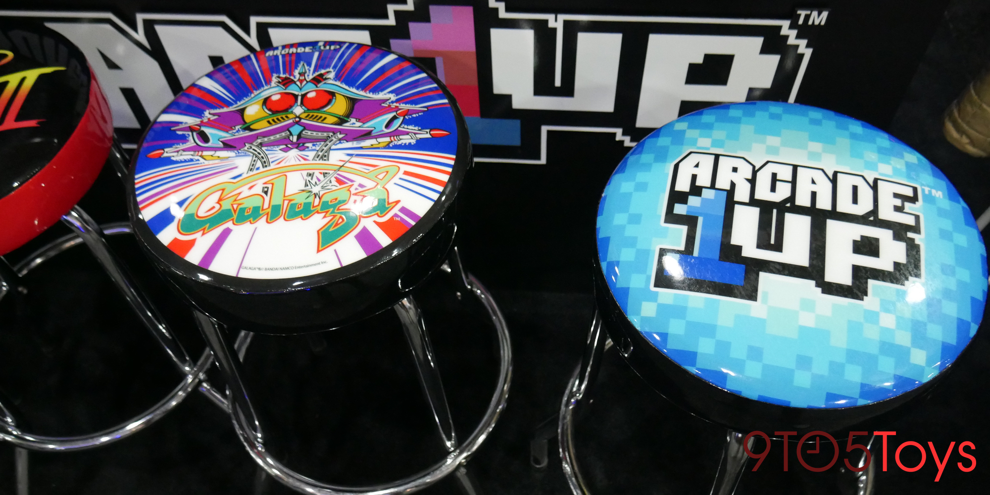 Arcade1Up Retro Stools