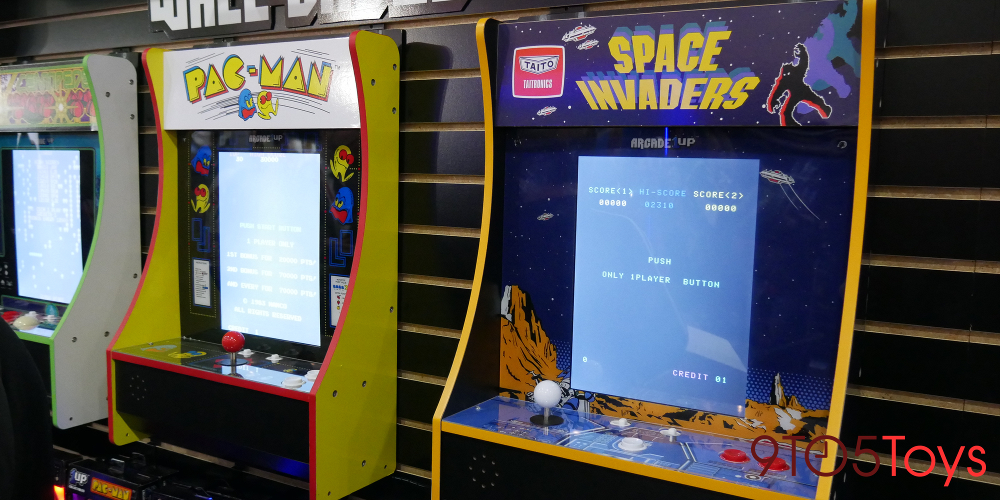 Arcade1Up Toy Fair unveils new cabinets, merch and more - 9to5Toys