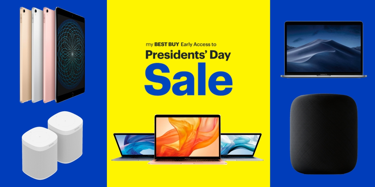 Best Buy President's Day sale is now live
