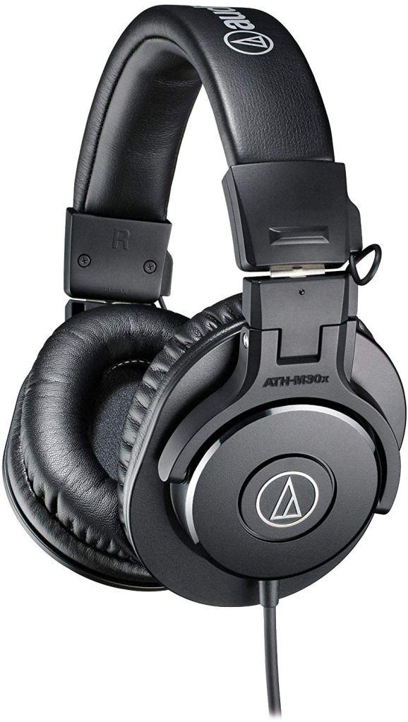 Best Podcast Gear Audio Technica Headphones