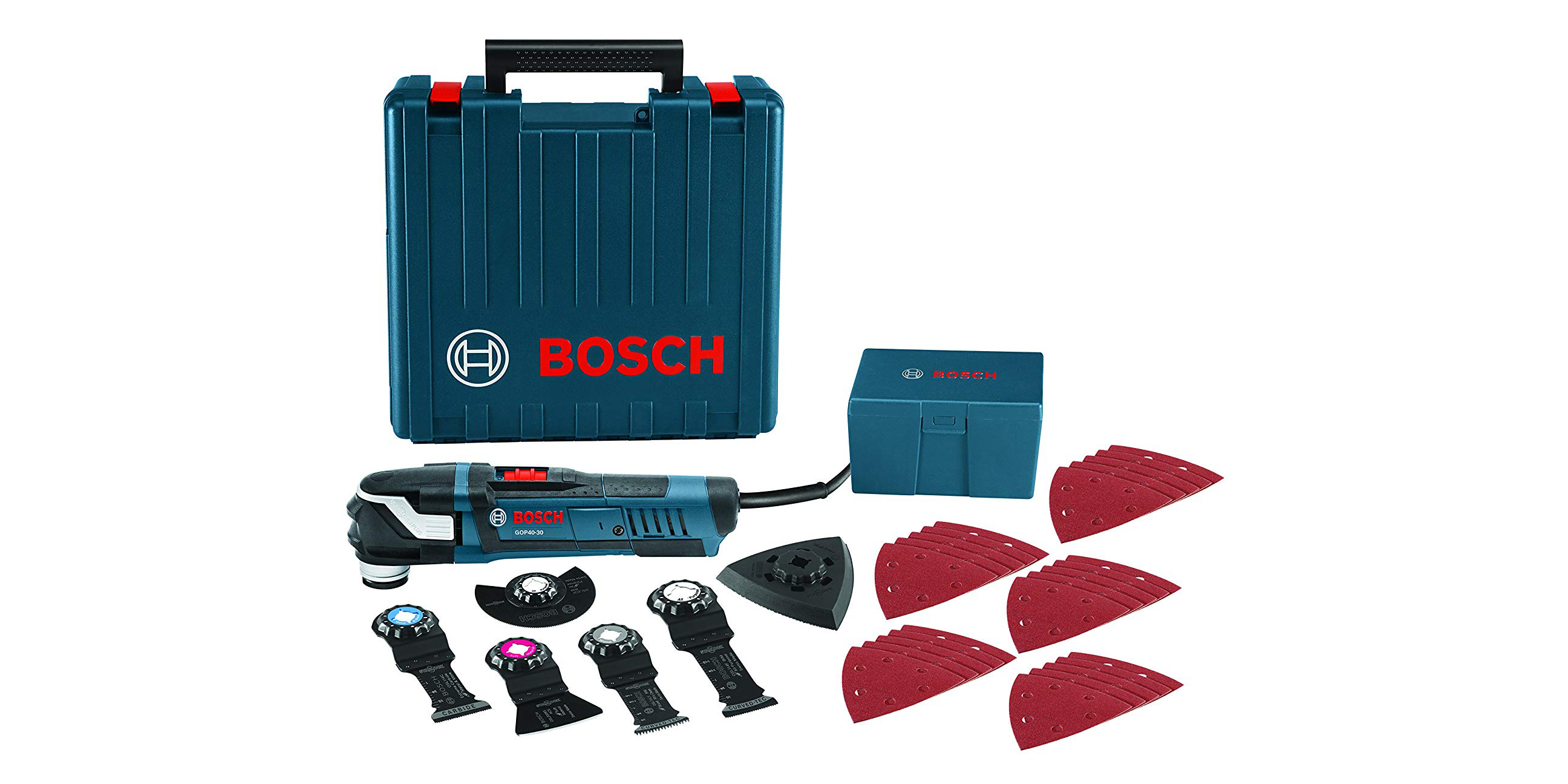 Get those DIY jobs down around the house w/ Bosch's StarlockPlus Multi-Tool for $169