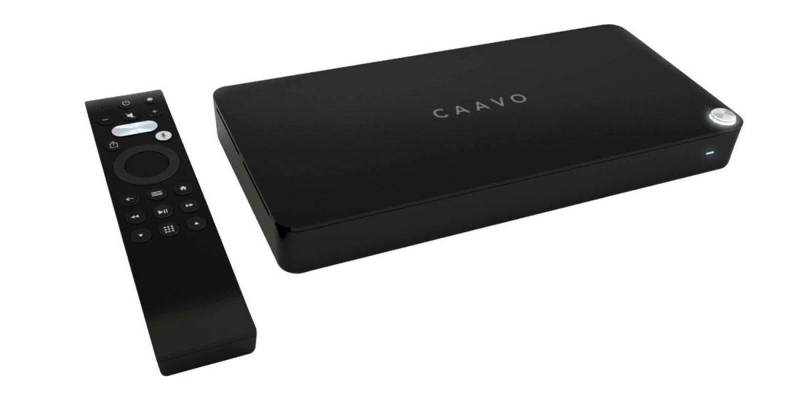 Caavo's Alexa-enabled Control Center Hub w/ Universal Remote
