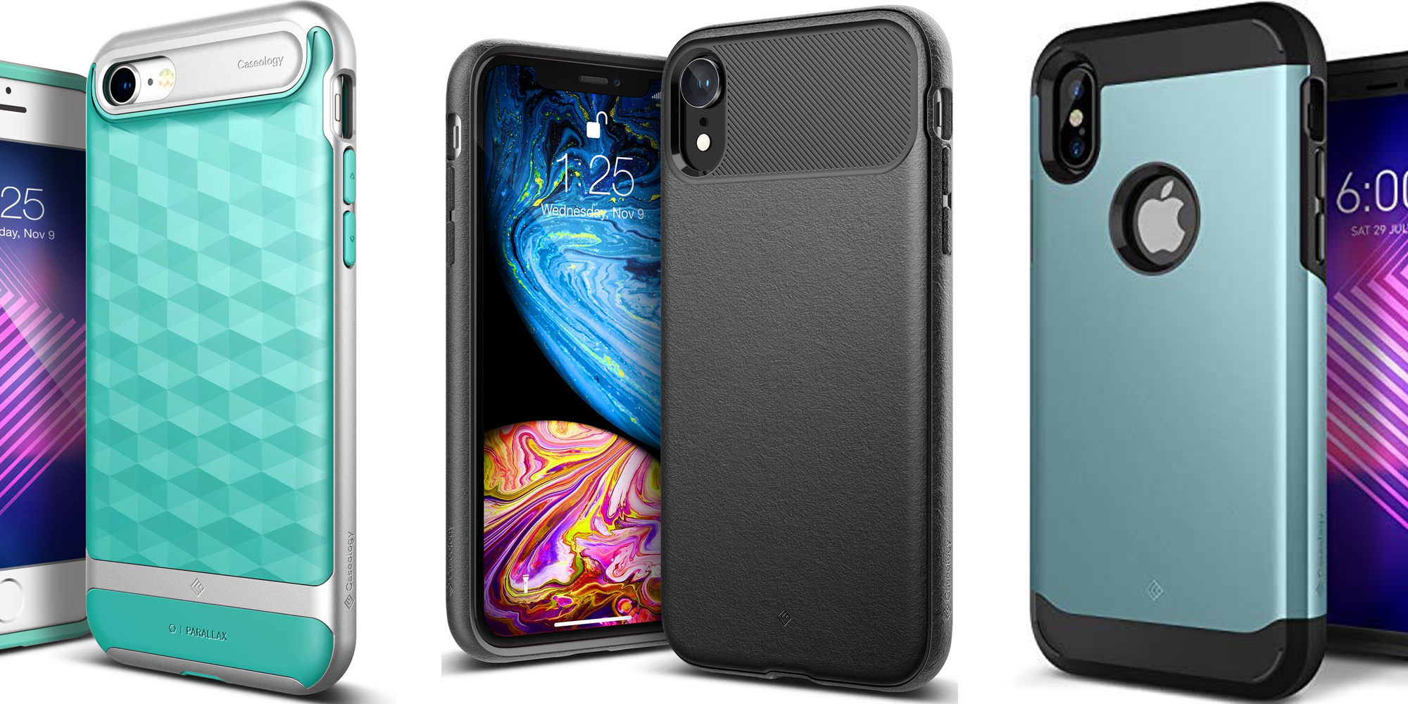 Wrap your iPhone XS/R/8/7/Plus in a stylish new case starting at $4 shipped