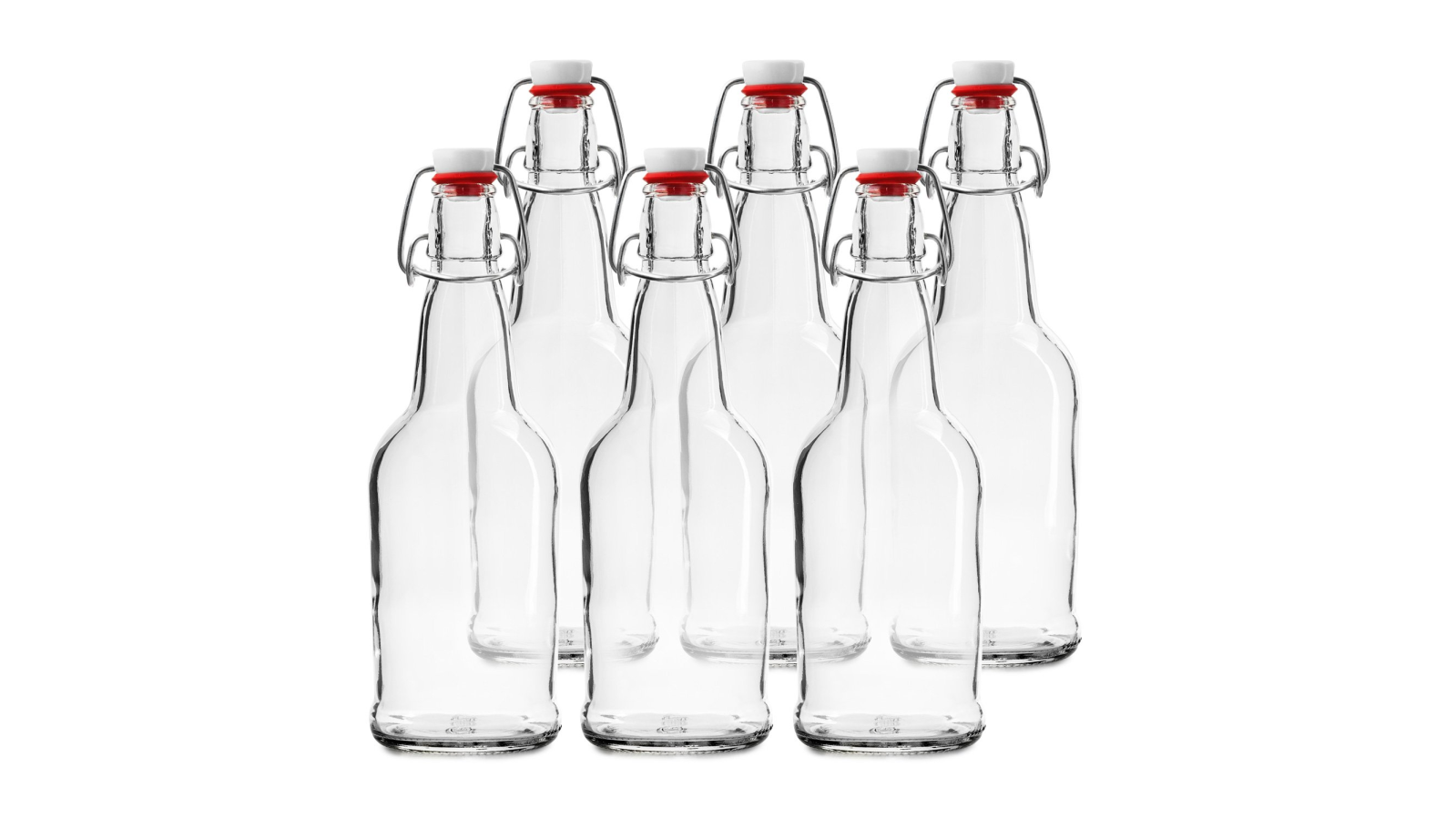 Store your homemade brews in this 6-pack of glass bottles for $13.50 Prime shipped (Reg. $20)