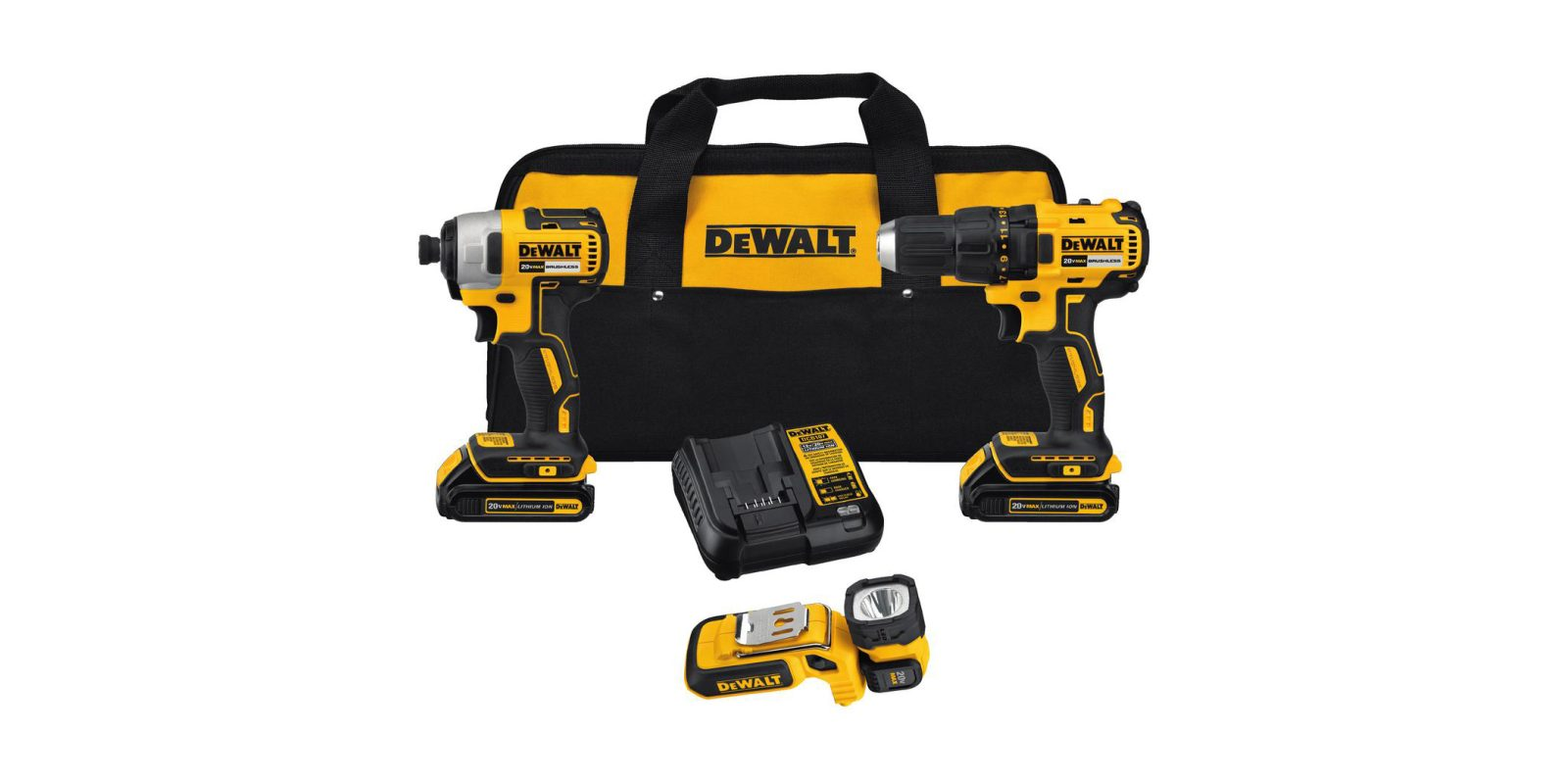 DEWALT drills, saws, accessories and more are on sale from $30 at Home Depot, today only