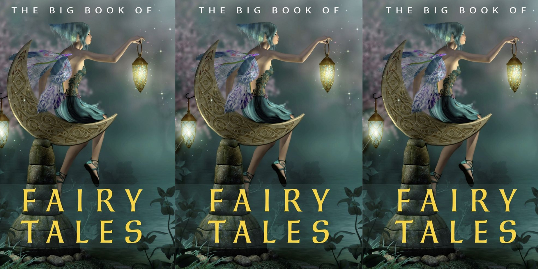 Download 1,500 fairy tales on your Kindle eBook for FREE + more classics