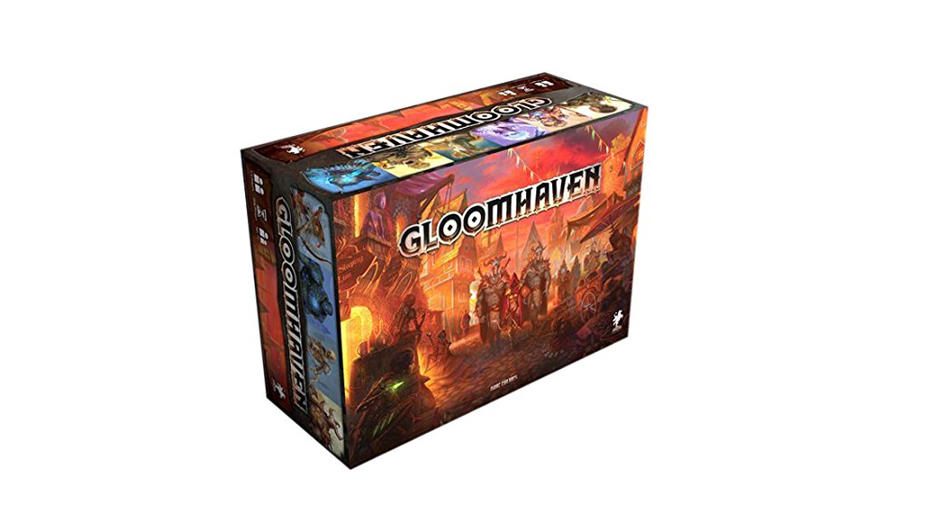 The 20-lb. Gloomhaven board game is at its best price since Black Friday: $99 (Reg. $130)