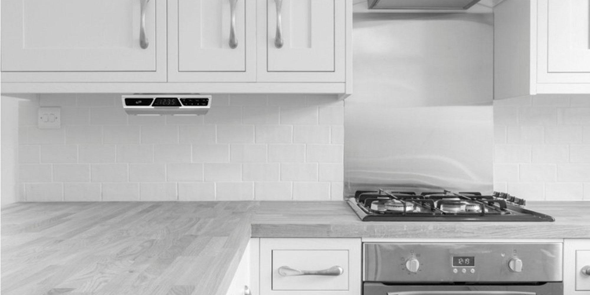 Enjoy Alexa in the kitchen w/ iLive's under-cabinet smart speaker for $48 shipped (Reg. $100)
