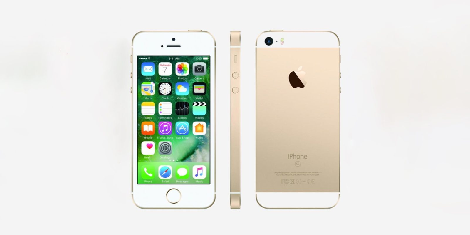 Nab a brand new prepaid iPhone SE 32GB w/ two months of service for $102 ($65+ off)