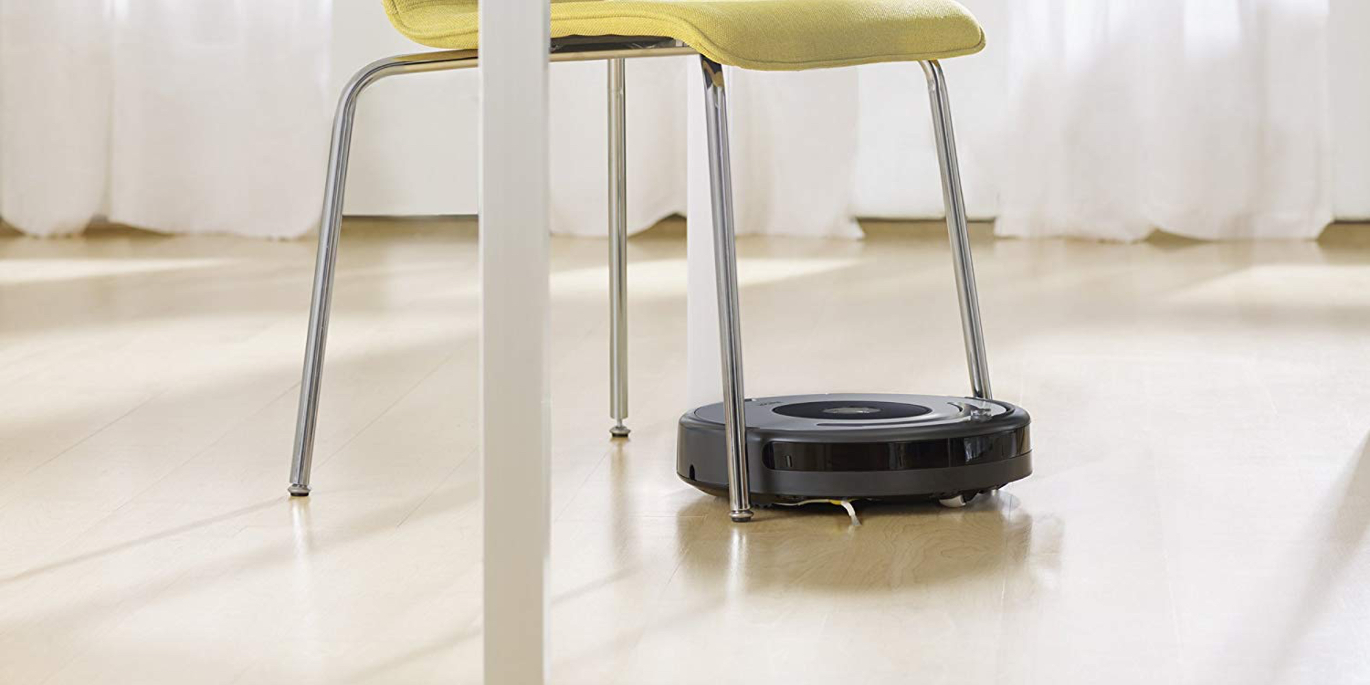 Tired of vacuuming? Let a robot clean for you w/ these one-day only deals at $240