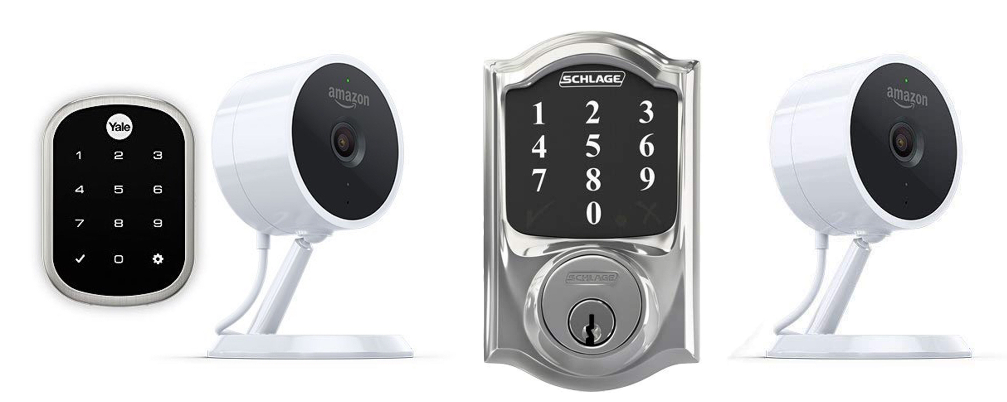 Key by Amazon getting started locks