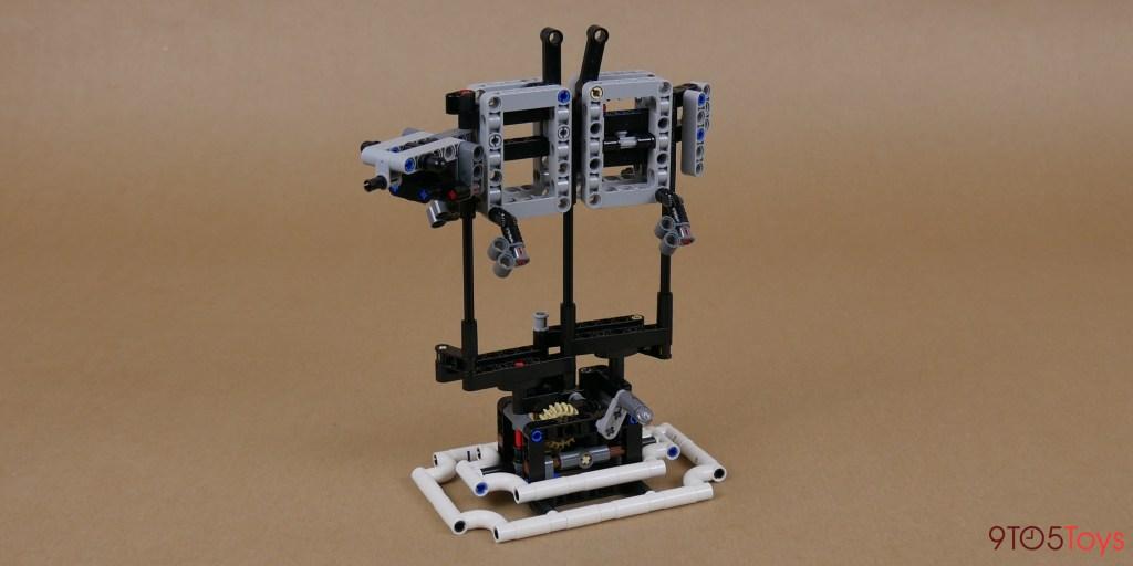 LEGO Forma Koi Fish frame