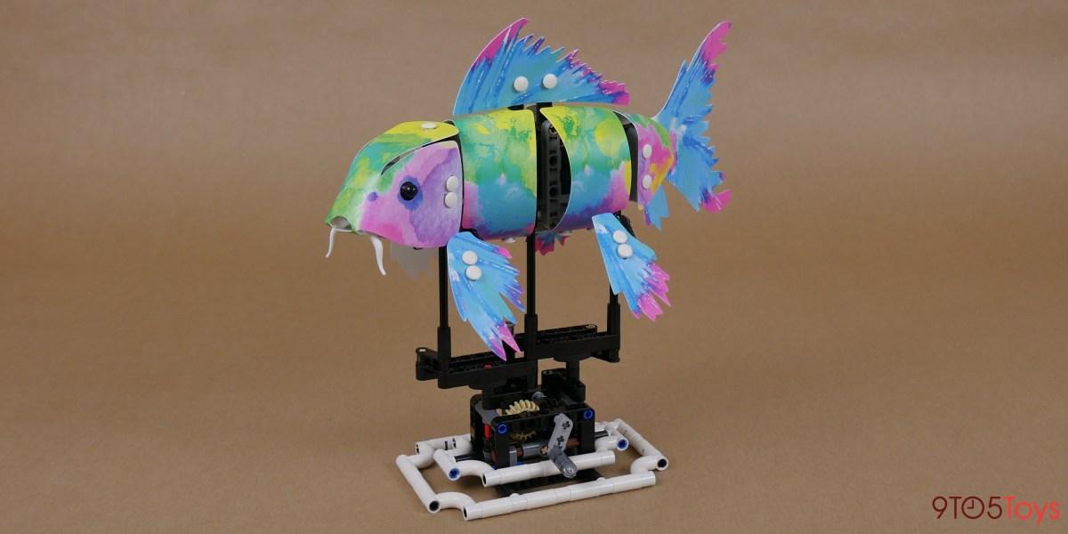 LEGO Forma Koi Fish front