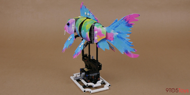 LEGO Forma Koi Fish rear
