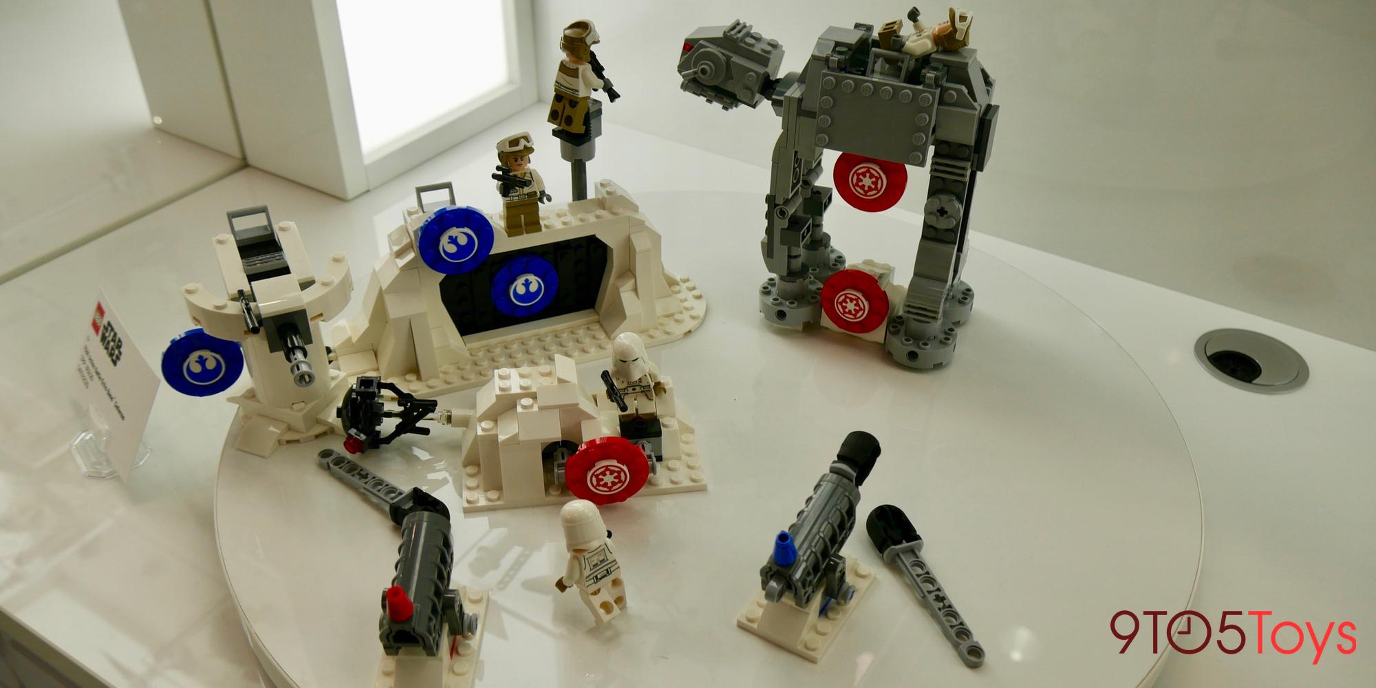 LEGO Star Wars Action Battle