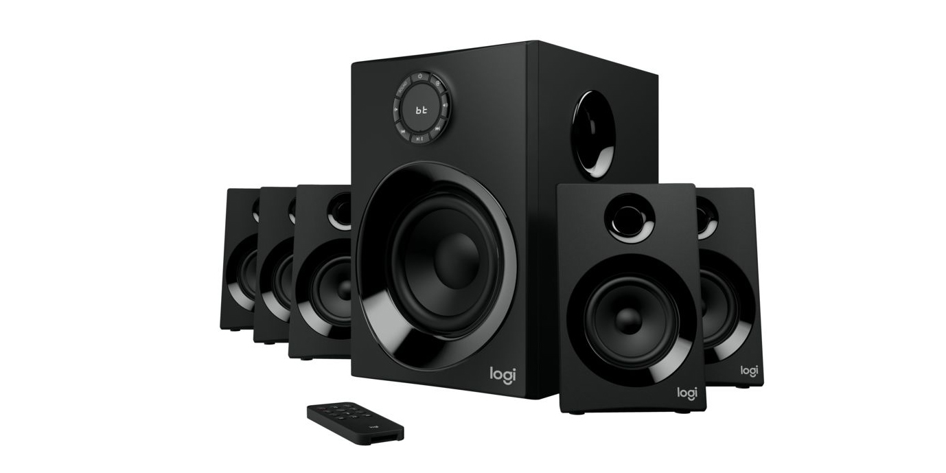 c0ccc48cb0f Logitech Z606 Surround Sound Speakers arrive today with  130 price tag, more