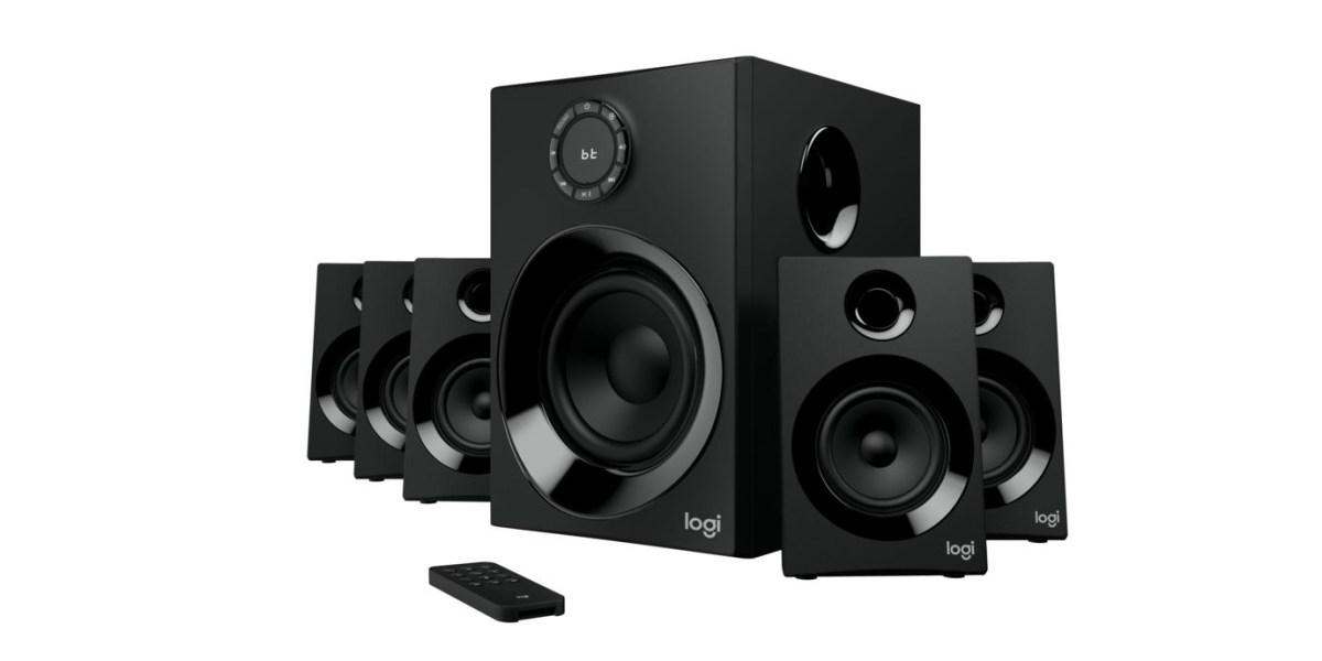 Logitech Z606 Speaker System