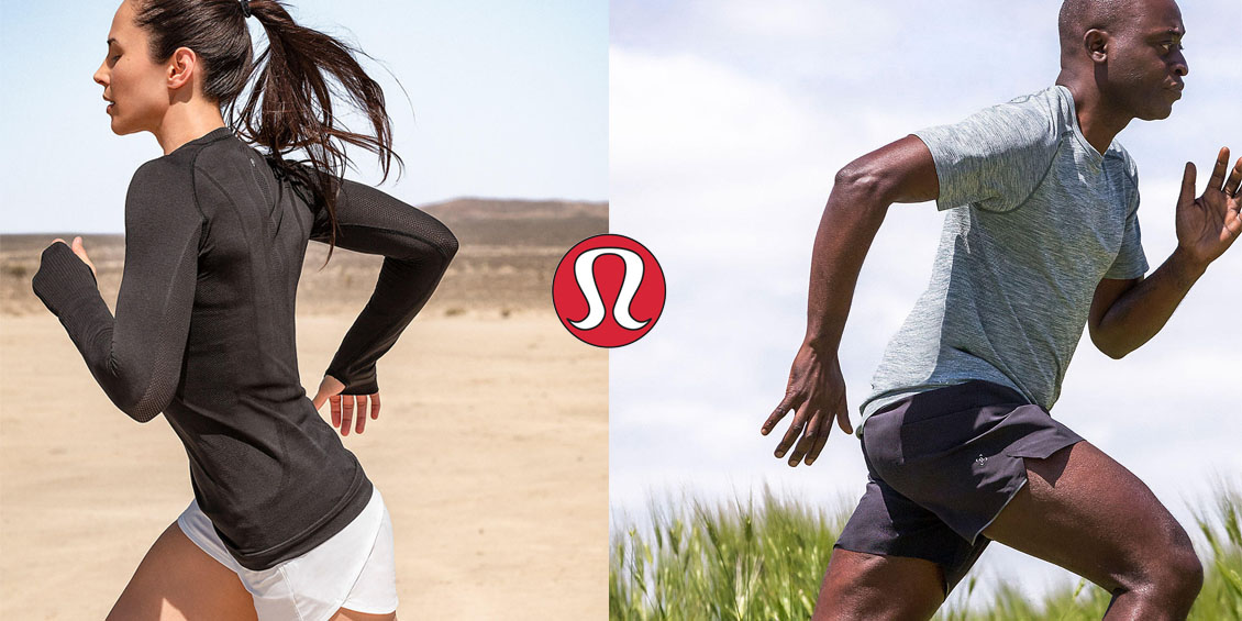 Workout apparel from Lululemon's Valentine's Day Gift Guide