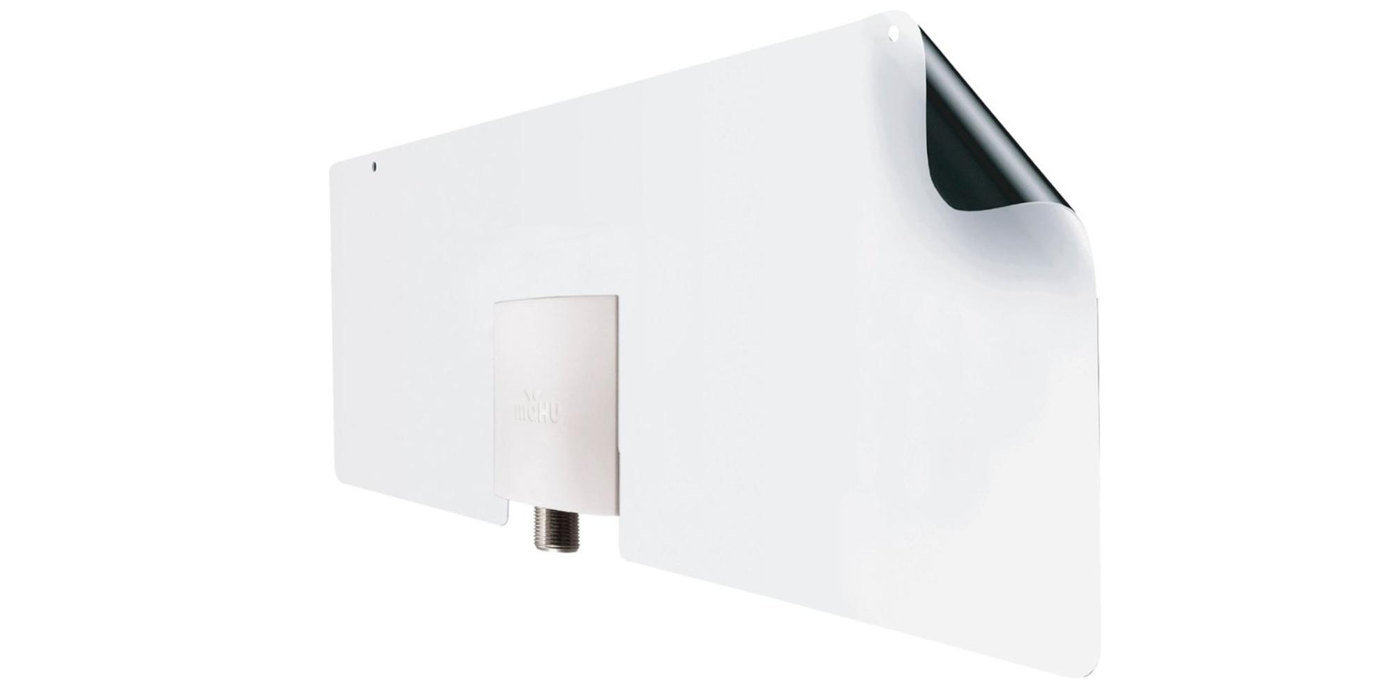 Mohu's Leaf Metro Indoor HDTV Antenna pulls in 25-miles of OTA content: $15 (25% off)