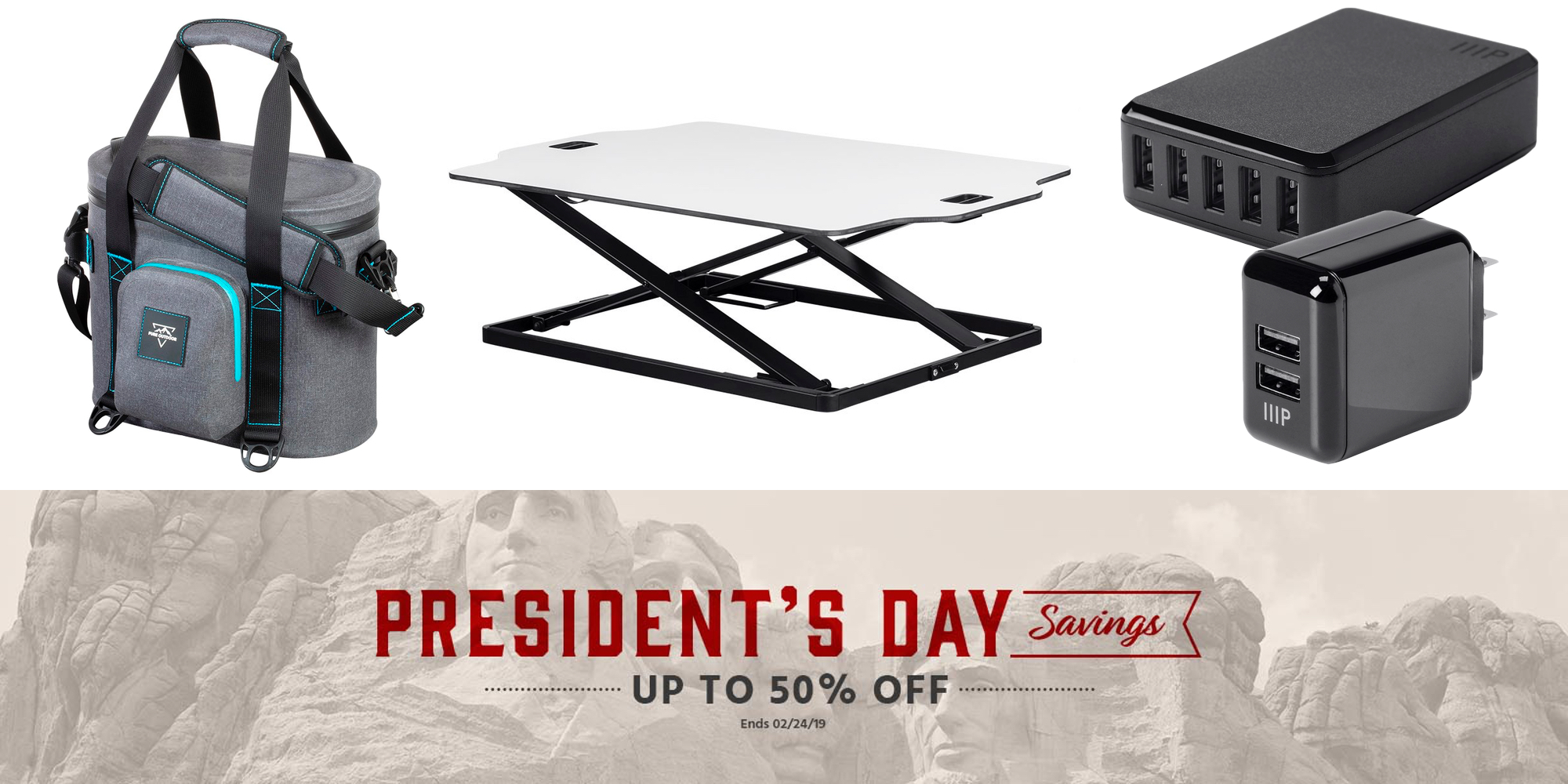 Monoprice Presidents' Day sale takes up to 50% off audio gear, desk accessories, more from $3