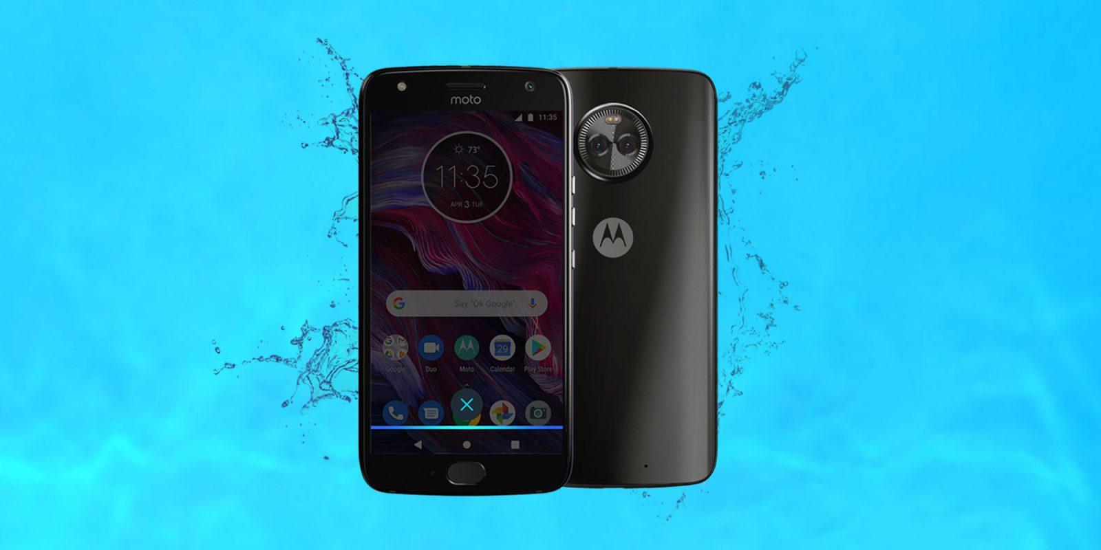 8b764985435 Motorola s Moto X4 features Alexa voice control