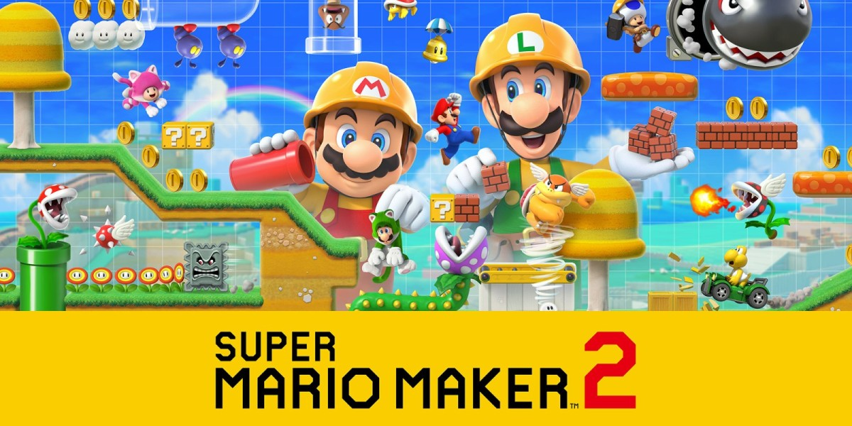 New Super Mario Maker 2 features include cat suits and more