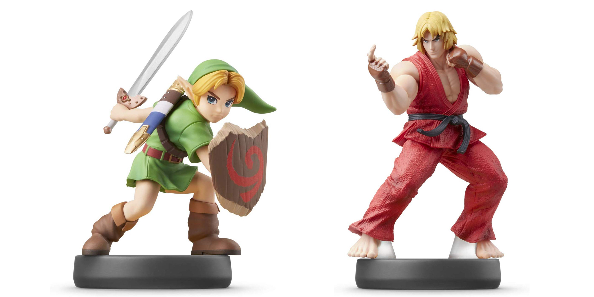 Nintendo's new Super Smash Bros. Young Link, Ken and Daisy Amiibo are available for pre-order