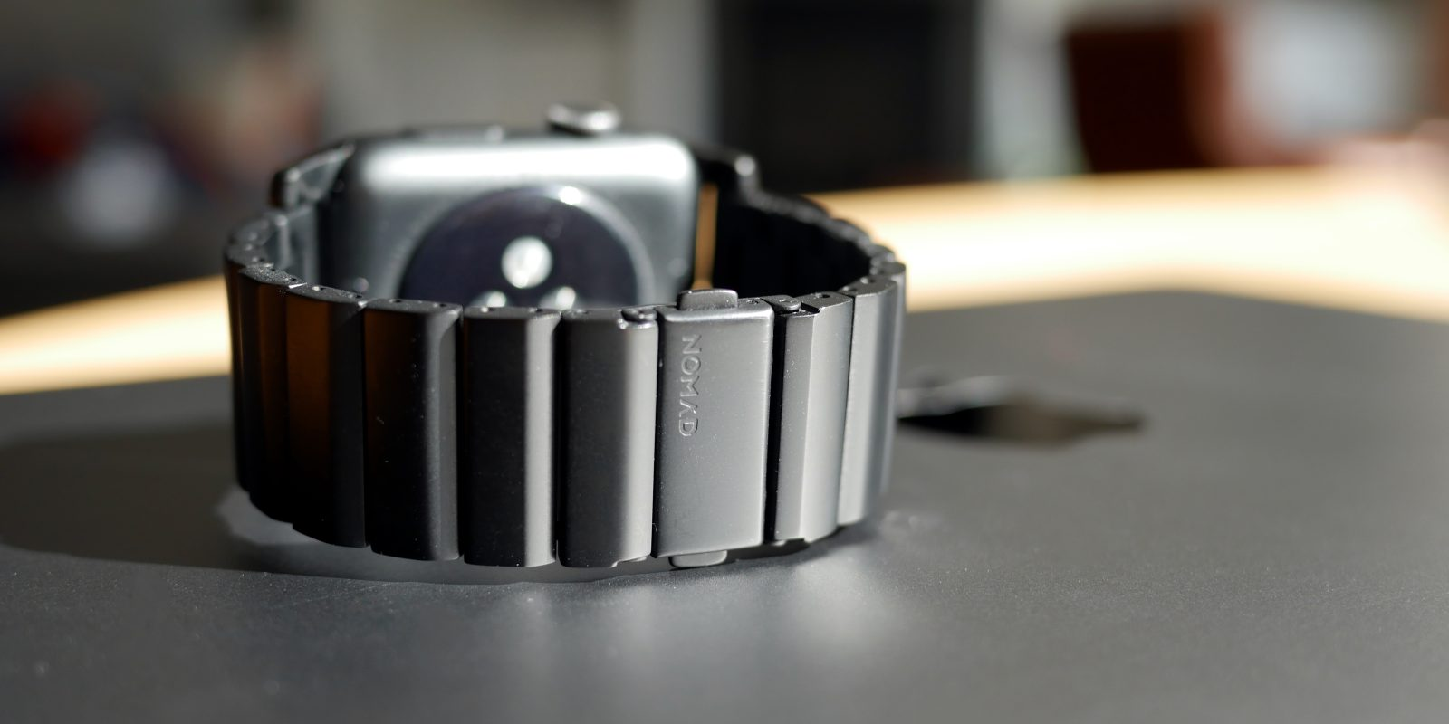 Nomad Titanium Band Review: The most comfortable link Apple Watch band I've worn