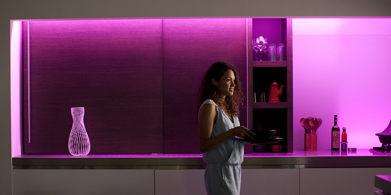 Score the Philips Hue LightStrip Plus + Extension for $75
