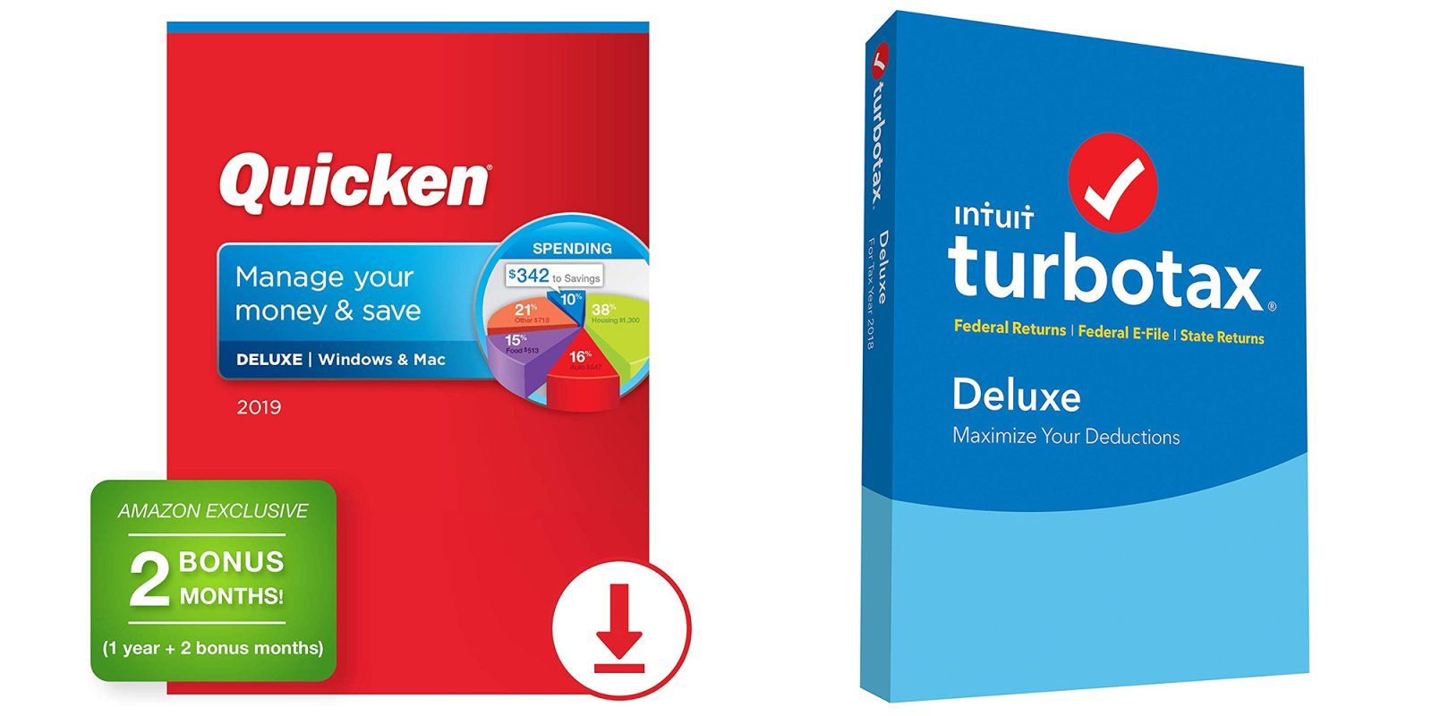 do i need turbotax deluxe 2019