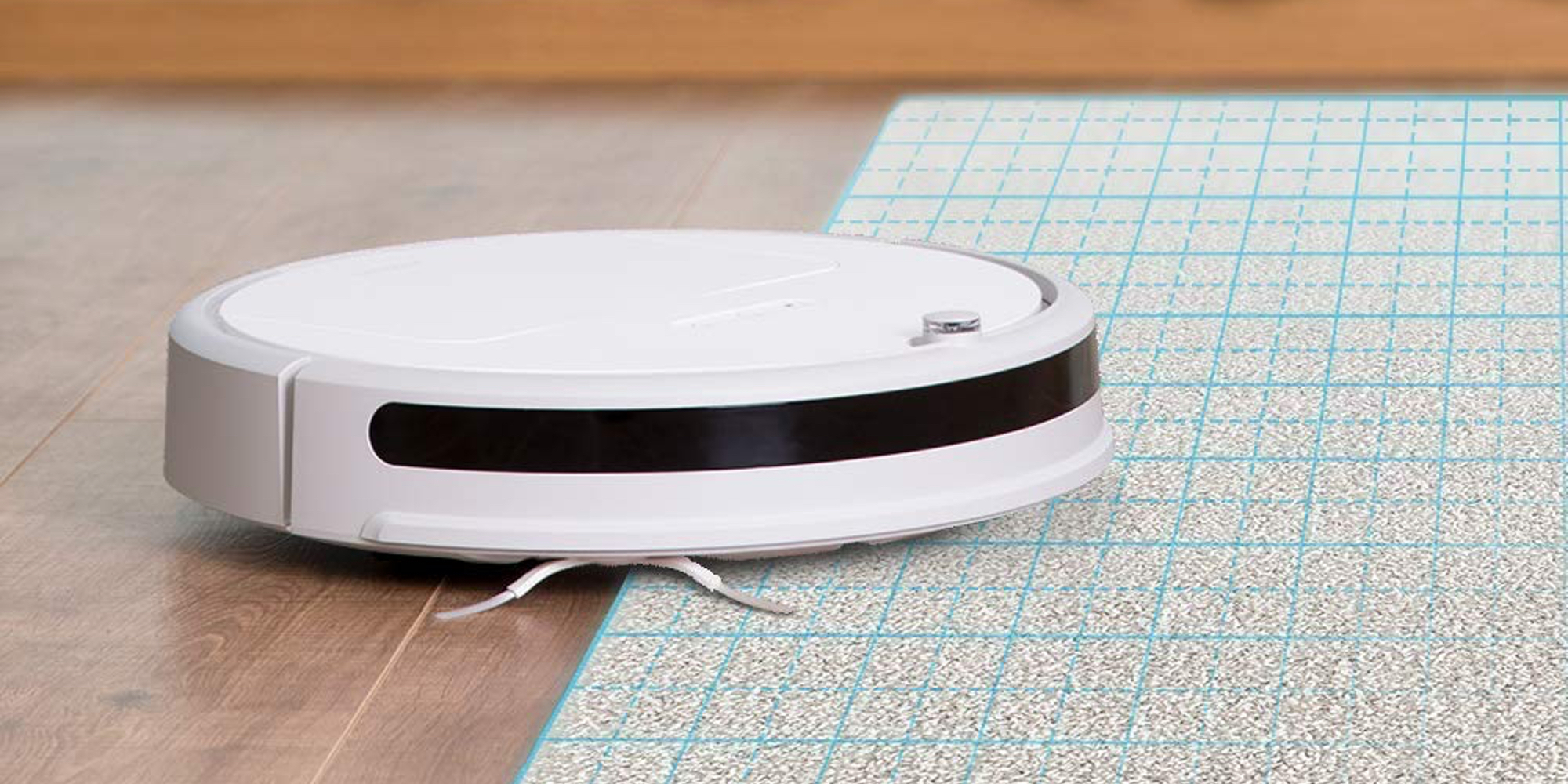 Roborock's Smart Robotic Vacuum takes care of spring cleaning at $247.50 (Reg. $330)