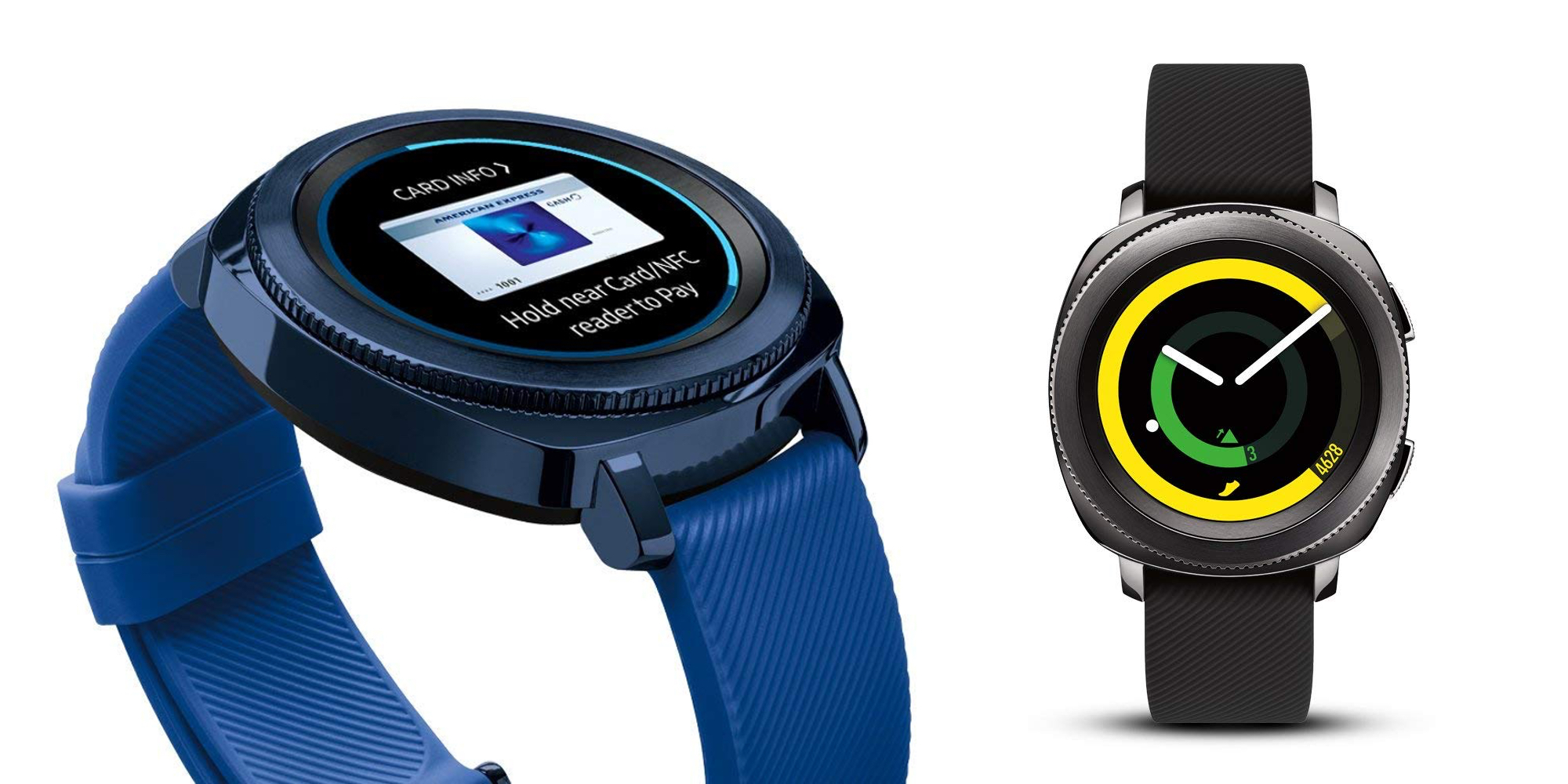 Put Samsung's Gear Sport Smartwatch on your wrist for a low of $149 (Reg. $190+)