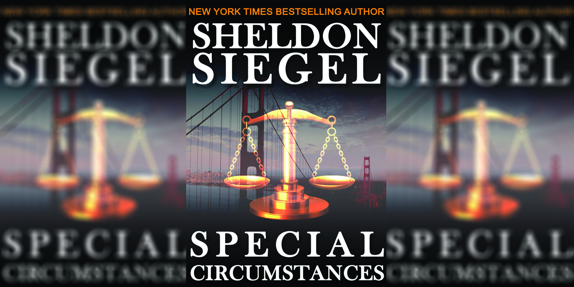 'Special Circumstances' by New York Times best-selling author Sheldon Siegel is now a FREE eBook