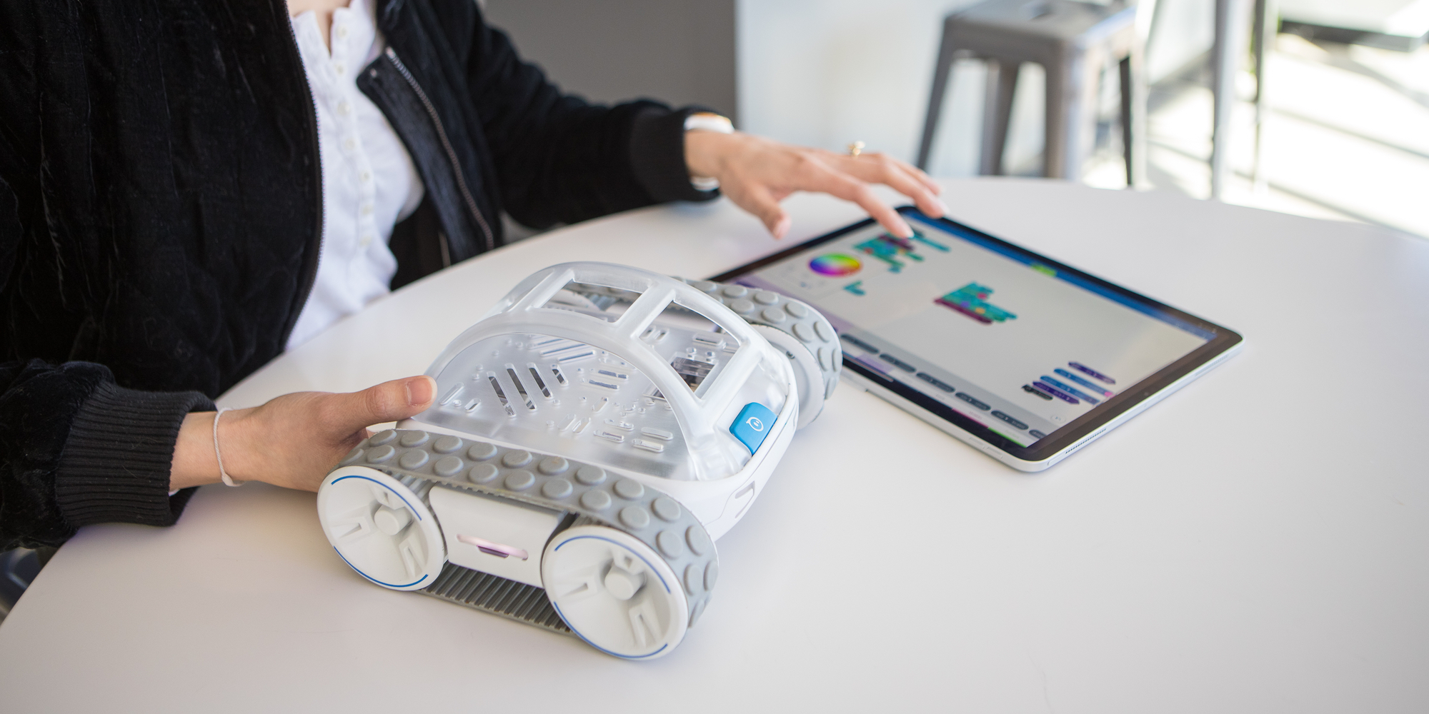 Sphero RVR iPad compatibility