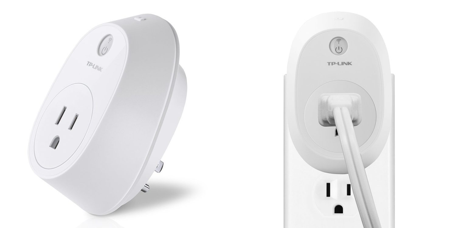 Score two TP-Link Smart Plugs and jump start your smart home for $22 (Reg. up to $35)