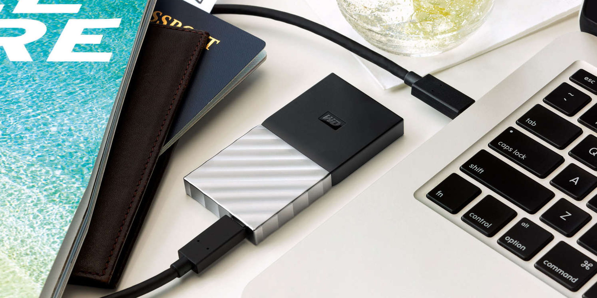 Add 512GB of portable USB-C storage to your Mac w/ WD's My Passport SSD for $90 (Reg. up to $135)