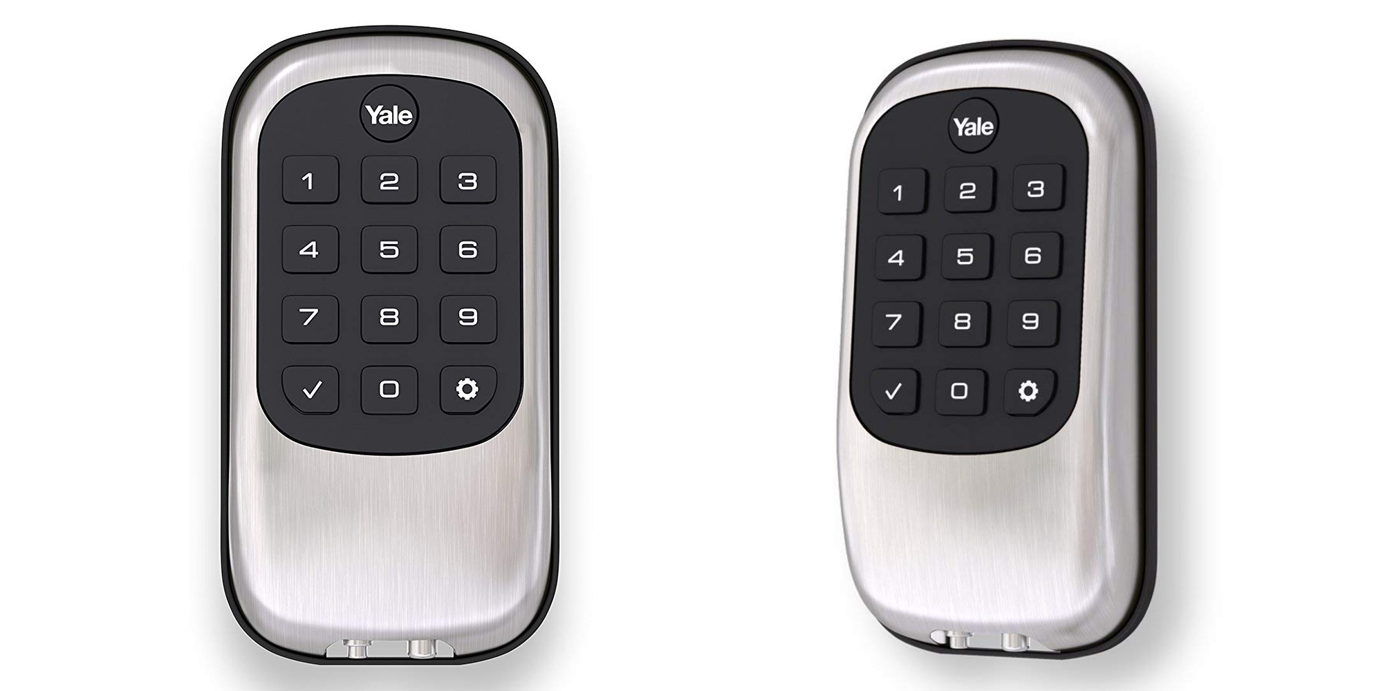 Yale's Z-Wave Push Button Deadbolt drops to its lowest price yet at Amazon: $85 (Reg. $135)