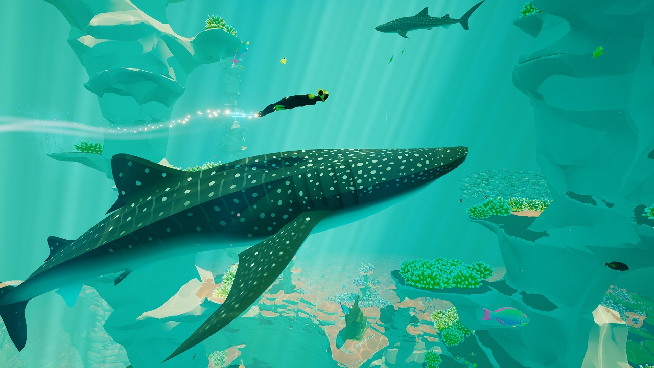 Digital Switch games starting from $1: ABZÛ, Civilization VI, Runbow, NoReload Heroes, more