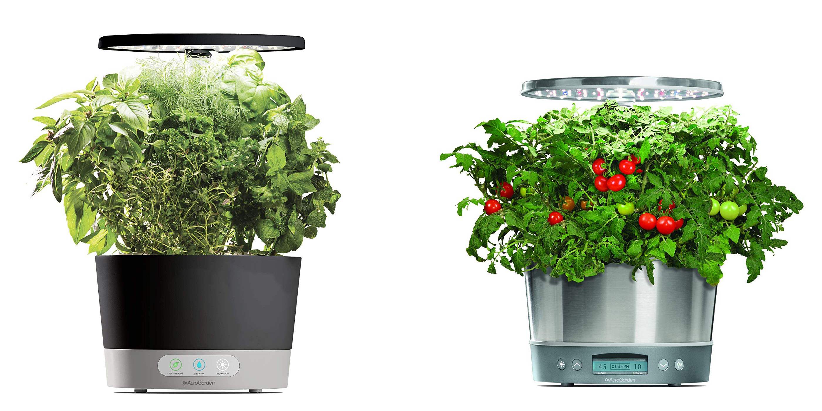 Amazon offers up to 50% off AeroGarden planter kits for today only w/ deals from $75