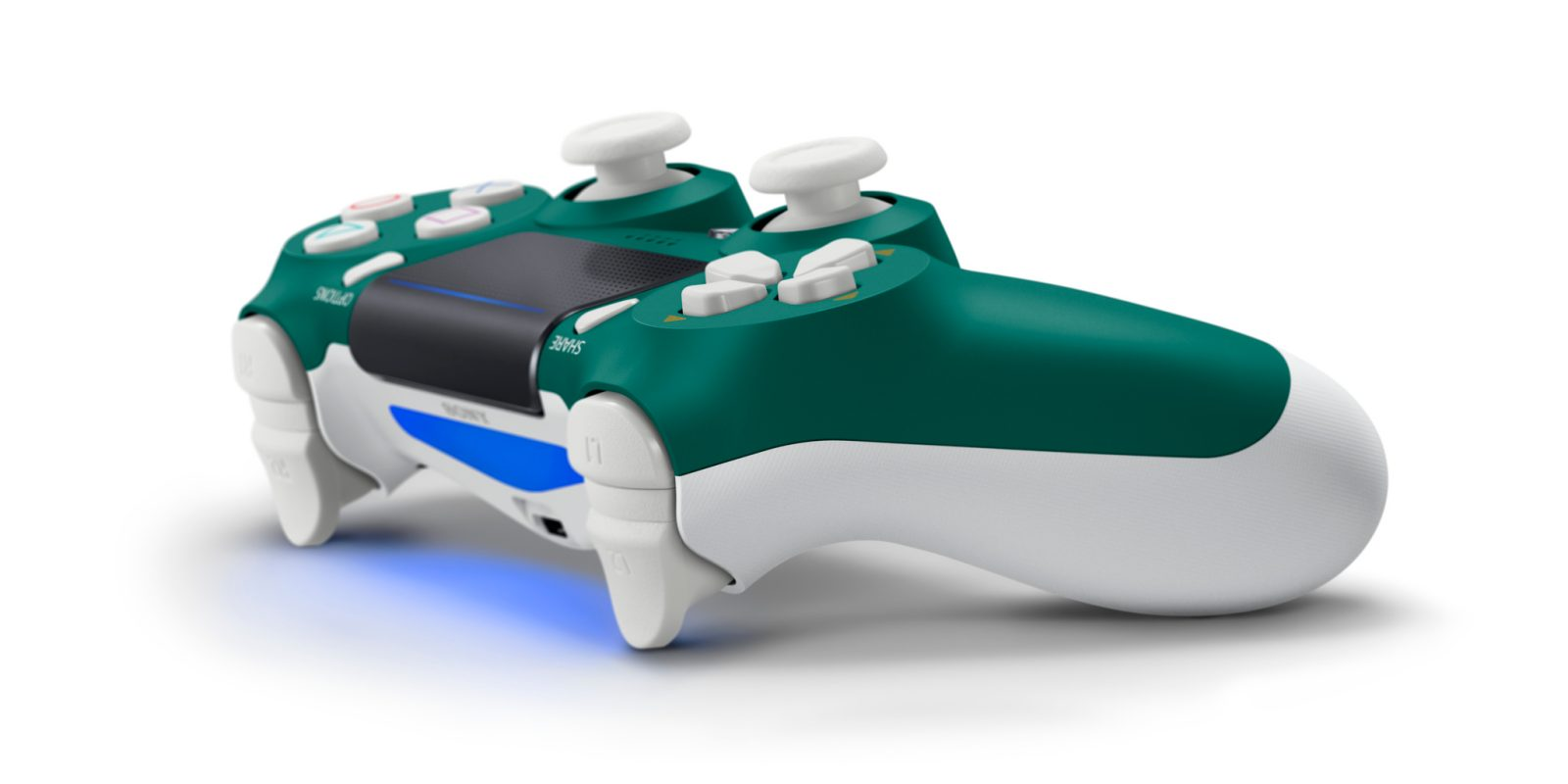 New Alpine Green PS4 controller releases next month - 9to5Toys