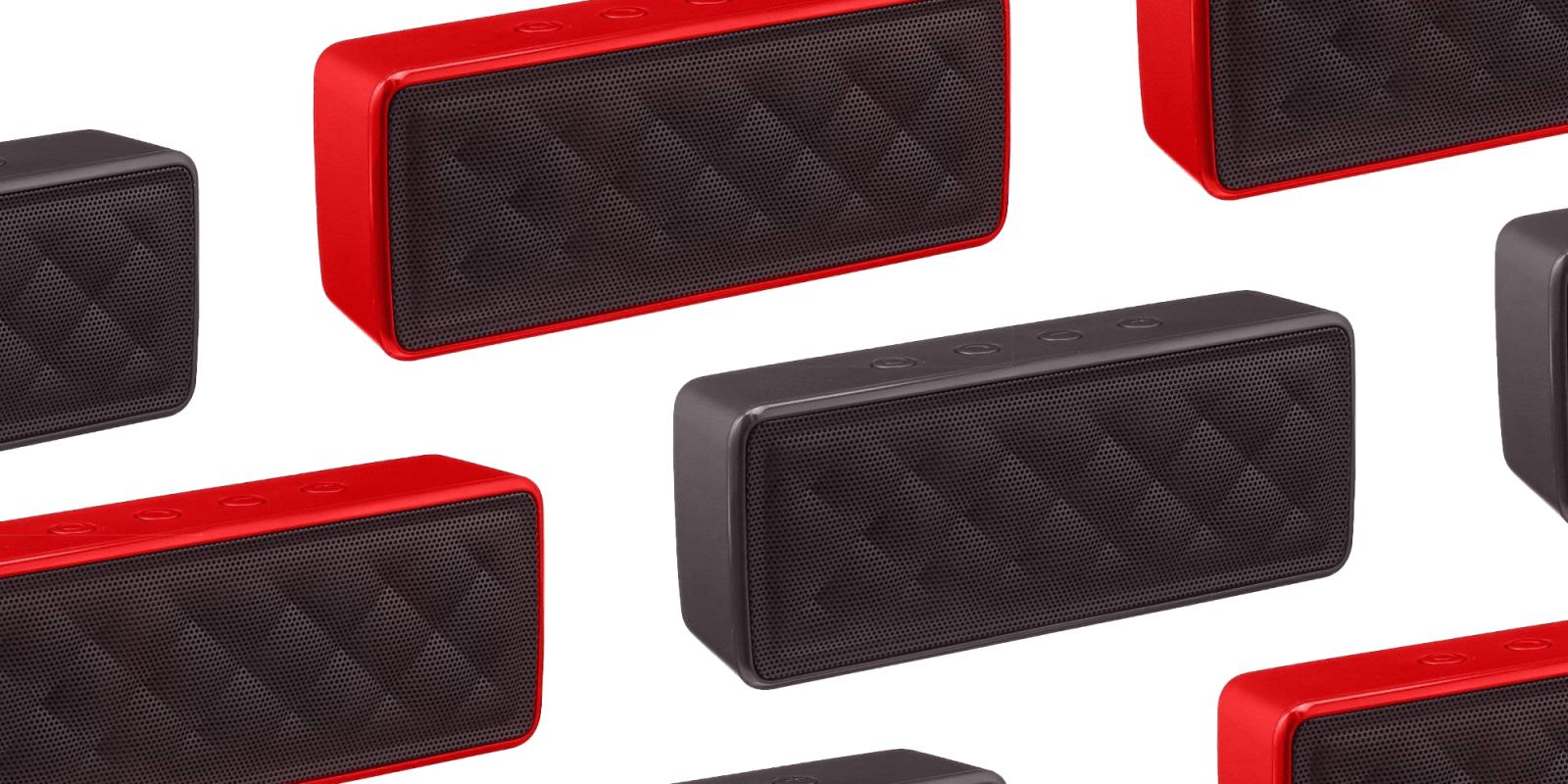 Smartphone Accessories: AmazonBasics Portable Bluetooth Speaker $12 Prime shipped, more