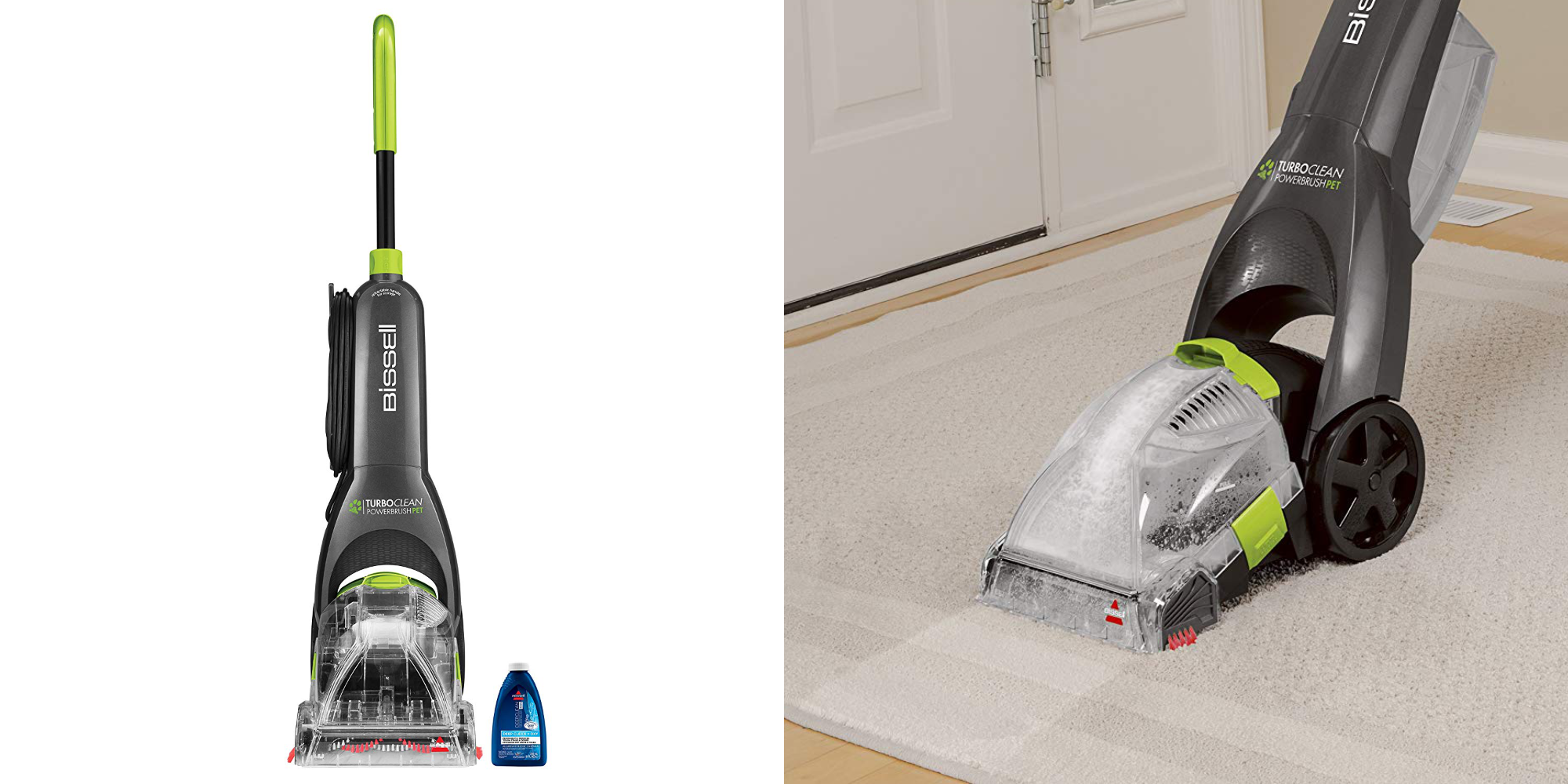 Bissell S Powerbrush Carpet Cleaner Is Made To Eliminate