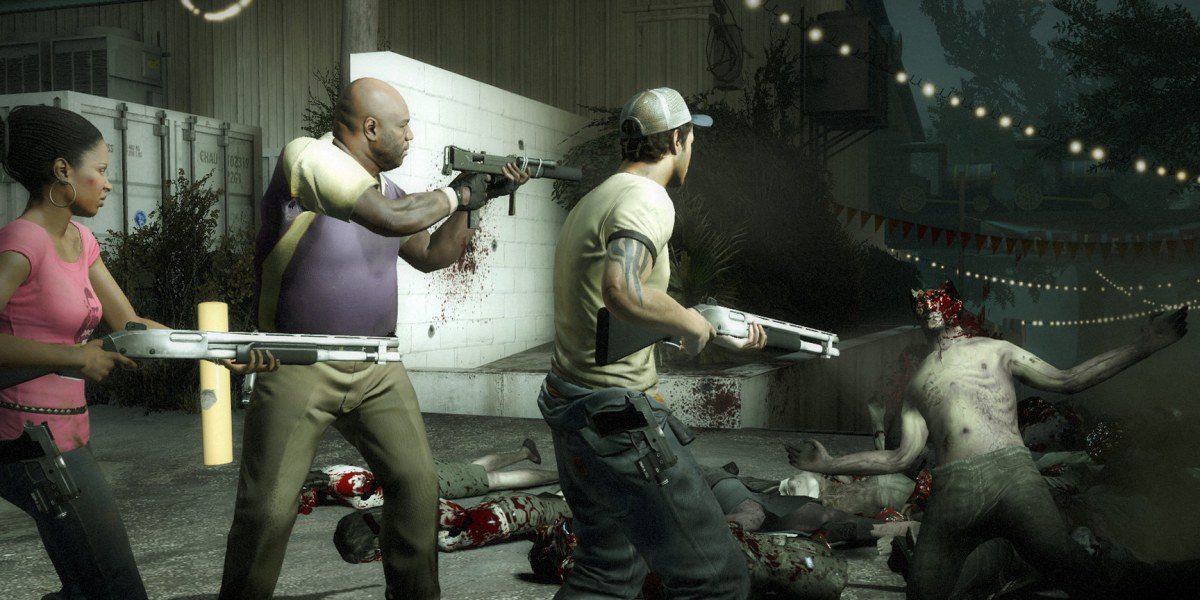 Back 4 Blood from the creators of Left 4 Dead