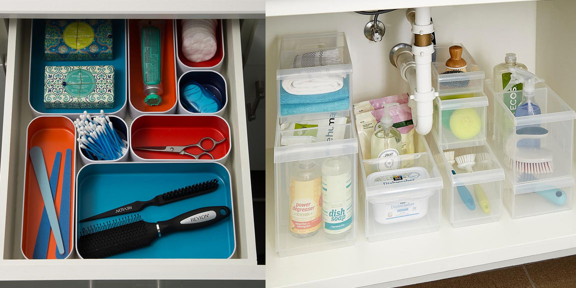 Spring cleaning: Unique organization tools for your bathroom from just $2