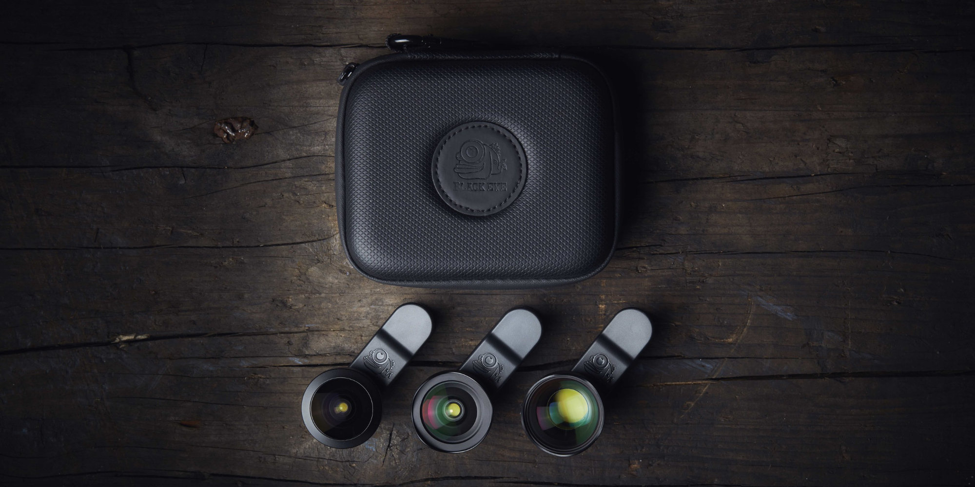 Black Eye focuses on high-end smartphone photography with the launch of new Pro lenses