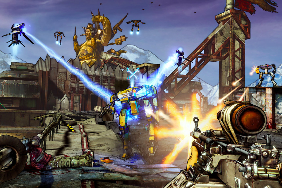 Borderlands 3 to debut this month