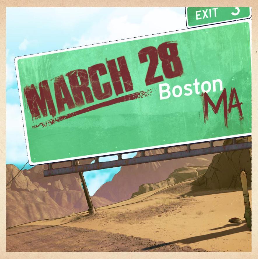 Borderlands 3 teaser image