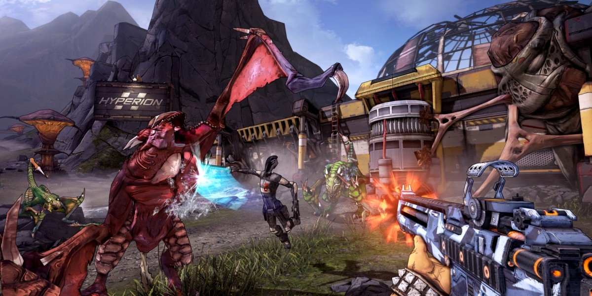 Borderlands 3 is on the way