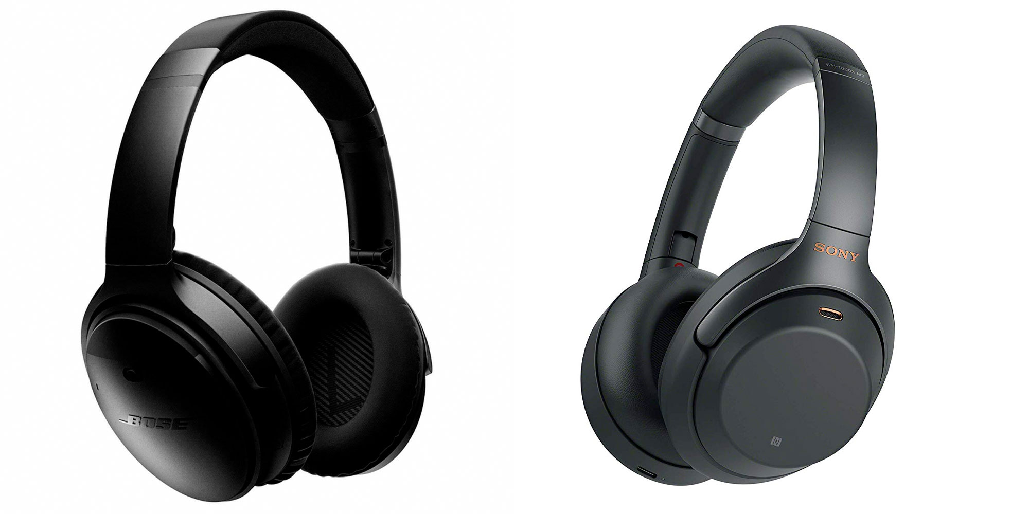 Score refurb Bose QC35 ANC headphones for $199 (Orig. $349) or Sony's XM3's for $250 (Orig. $348)